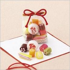 お菓子のプチギフト